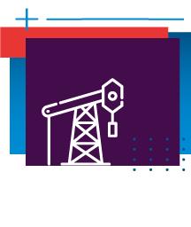 Mineração, Cimento e Petróleo