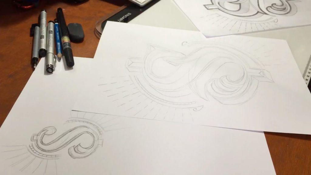 Making of da capa